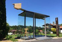 przystanki autobusowe i inne   konstrukcje