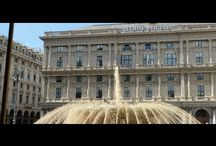 GENOA / Video and photos of a day in GENOA (Italy)