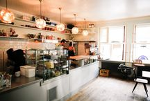 SHOPS & CAFES / by Emily Ryan