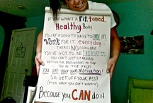 Be healthy / by Devan Torrence