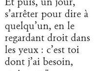 """""""mots pour maux"""""""