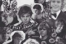 Evan peters ✌️