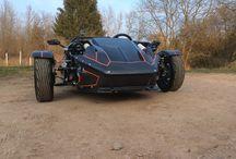 ZTR trike roadster