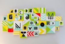Typography / by Pete Williams