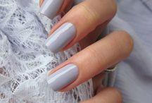 •Winter Nails•