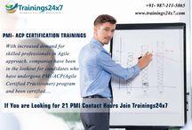 PMI-ACP Certification Training