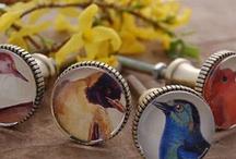 Inspiration on knobs and hooks / cabinet knobs, hooks, kapstokhaken, haakjes, kastknoppen, meubelknoppen