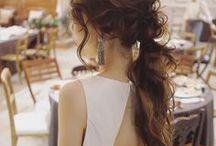 ブライダル 髪型