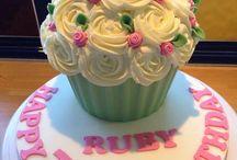 Torte Cupcakes Giganti