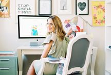Office Inspiration / by Caron Hodges