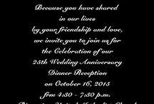 25th wedding anniversary ideas