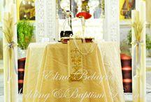 A white&grey wedding / #wedding #weddingplanner #weddingdecoration #weddingflower
