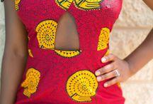 Afrikanske print