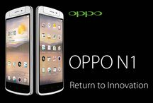Unlocked OPPO N1 White | Return to Innovation Smartphone