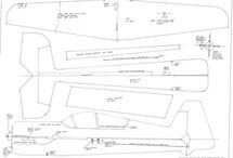 uçak planlari