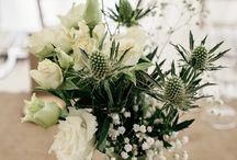 Lottie and Jason's wedding flowers