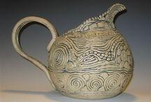 Ceramics, Coil Built / by Christy Johnson
