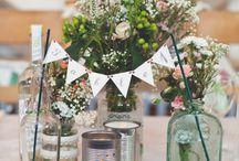 Wedding Tables & Centre Pieces