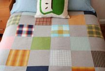 T shirt quilt / by Cheryl Tubbs Tessitore