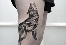 Lee Stewart tattoo