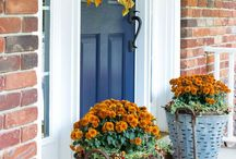 On Sutton Place Fall Inspiration / Inspiring ideas for Fall decor and crafts. Easy tutorials for welcoming Autumn into your home! / by On Sutton Place   Ann Drake