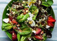 Brazil salads