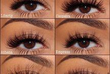 Eyelashes and Eyelash Extensions