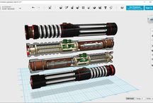 Autodesk 123D Design / Free download software to design 3d models for 3d printing and fabrication for Windows, Mac OS X, iphone, ipad.