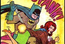 comics / comics, marvel comics, pop art, posters, vintage, batman, spiderman, wonder woman, space ghost, super hero