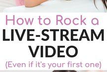 LIVE FB Video Ideas