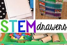 STEM Ideas / STEM, STEM activities, STEAM, steam ideas, classroom STEM, primary grades STEM, STEAM ideas for school, school STEM, kindergarten STEM, first grade STEM, second grade STEM, easy STEM ideas, maker space ideas, STEM bins, science ideas