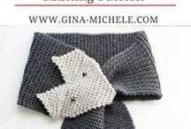 foxy scarf