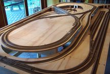 Model treintjes en banen