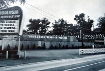 Andalusia Drive-in / Today's edition of Throwback Thursday is all about the old Andalusia Drive-in. The drive-in was opened in 1954 and was located on Bristol Pike in Andalusia. It held 700 cars and was open year round. Unfortunately, the drive-in fell victim to incessant vandalism by the areas youth and the neighboring residents began to complain about the crime, noise and litter that the theater created. In 1982, the decision was made to shut down the theater once and for all.