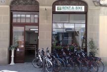 Rentabike Barcelona / Rent A Bike Barcelona is the perfect option if you want to discover Barcelona by bicycle.