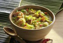 Eintöpfe / Traditionell und deftig - modern und mit viel Gemüse? Hier findest du Eintöpfe für jeden Geschmack und mit Aufwärmgarantie!