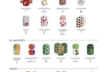 Jamberry Nails / Jamberry Nails are easy to use nail wraps