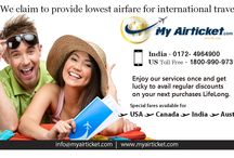 Travel Offers / Special offers and promotions for international travel