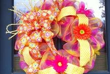 Wreaths! / by Sarahi Parra