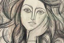 abstract ophelia