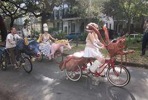 Art Parade Float Ideas