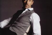 Hugh Laurie / by Caroline Bologna