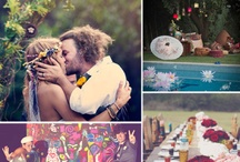 Weddings / My physically and humanly impossible wedding ideas: Kienle, Breaking Dawn, Guess Who  Hippie wedding Very formal sexy romantic wedding Fairytale wedding Beach wedding Moutain wedding / by Niña Madera
