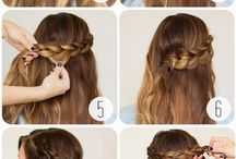 Hair-tutorials