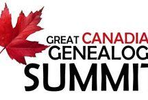 Canadian Genealogy