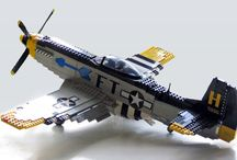 Lego flight.