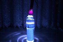Sami'nin yaratıcı gece lambası