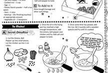 Manga Recipes