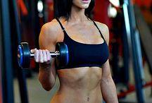 Fitness photoshootings