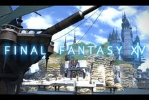 FinalFantasyXIV / official and old version only